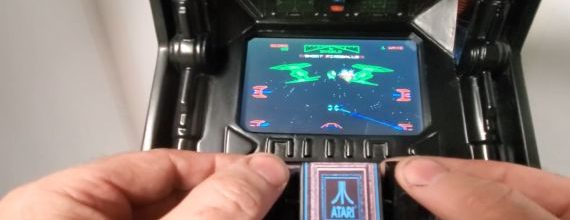 Mini Star Wars Arcade Cab – The Force Is Strong With This One
