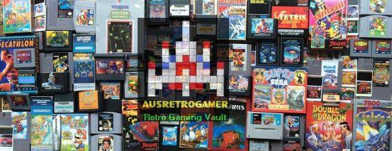 The Retro Gaming Vault – April 2021