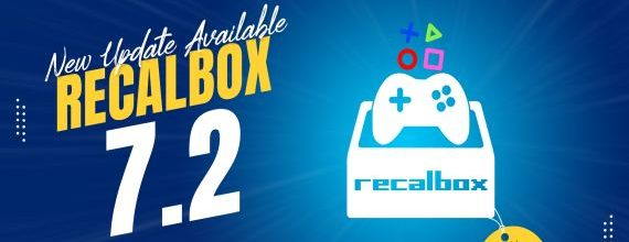 Recalbox 7.2 – The Awesome New Update!
