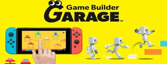 Unleash Your Creativity With Nintendo's Game Builder Garage